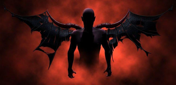 Le diable pour la Une